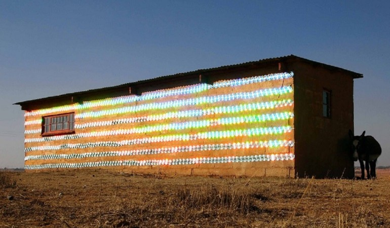 Sound of light: A lively chromatic public art installation by r1