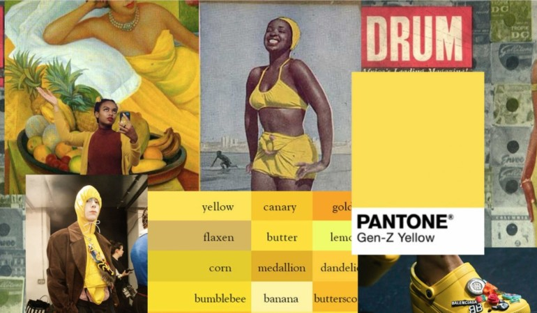 From Drum covers to a Gen Z hue – A brief history and future of yellow