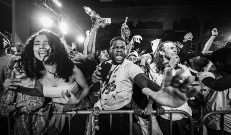 Mosh pits and surfing – Skepta brings the heat to Joburg's Red Bull Music Fest ?