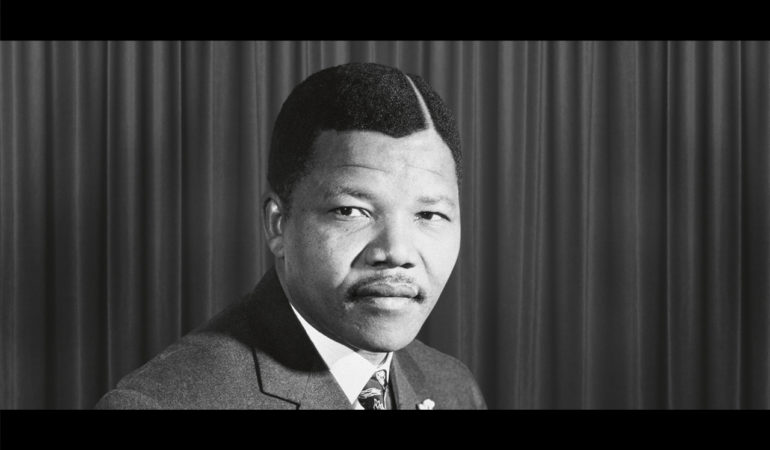 #ShaveToRemember: How an iconic hairstyle is inspiring  a generation to bring Mandela's values to a divided world